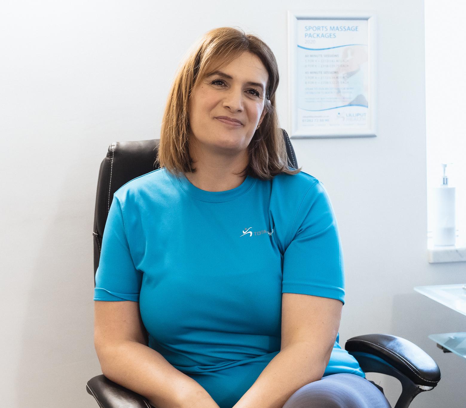 Debbie Stephenson Sports Massage Therapist