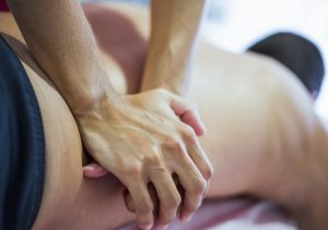 Sports massage treatment low back - bournemouth, christchurch, ringwood