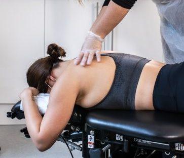 Chiropractic Upper Shoulders