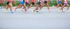 Marathon runners Lilliput Health