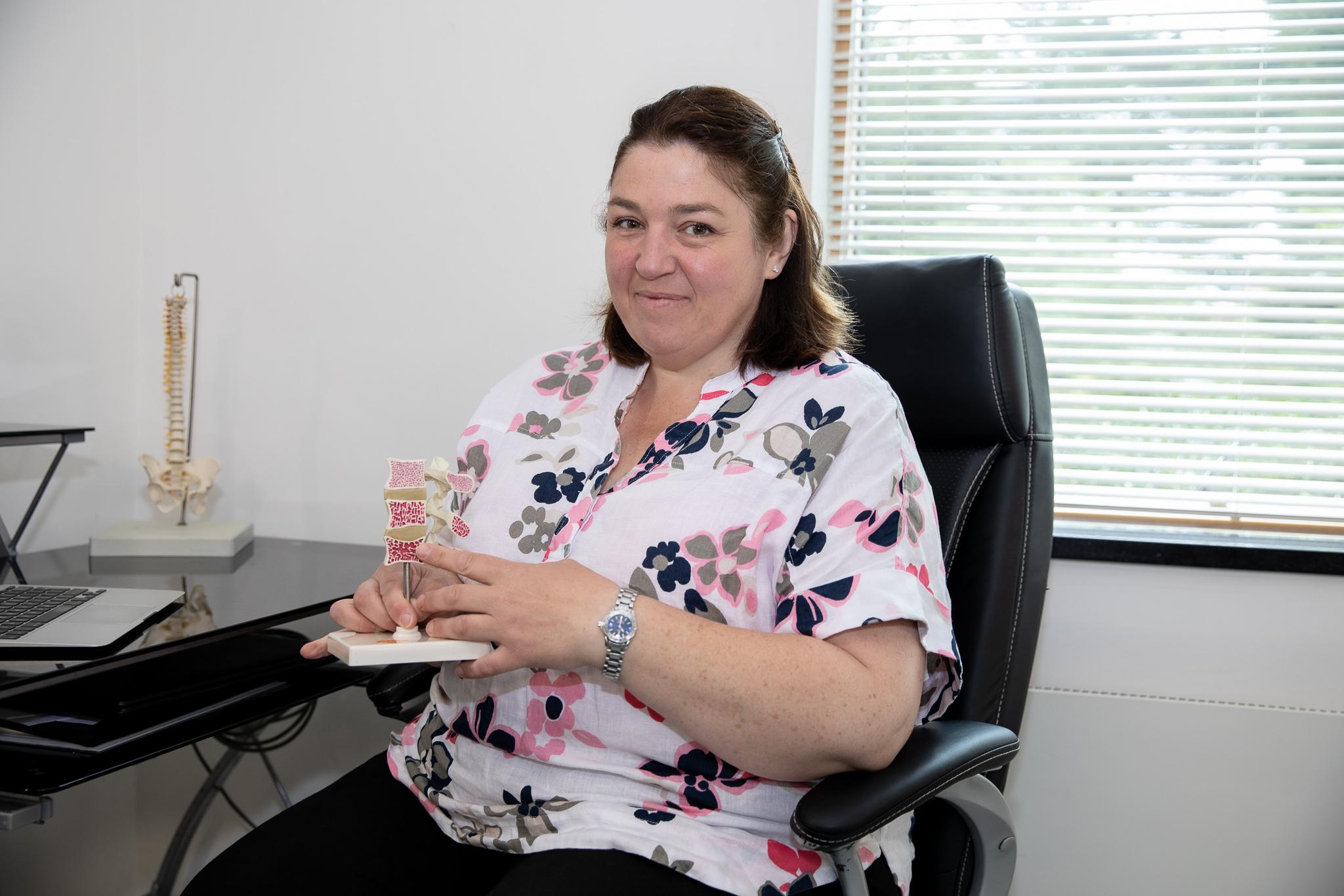 Victoria Wheeldon Chiropractor