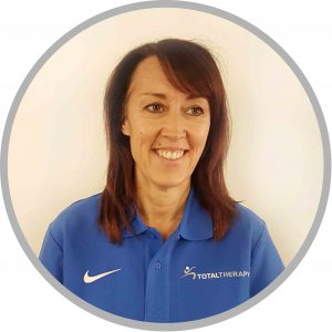 Marie Chesters - Sports Massage Therapist at Total Therapy Ringwood