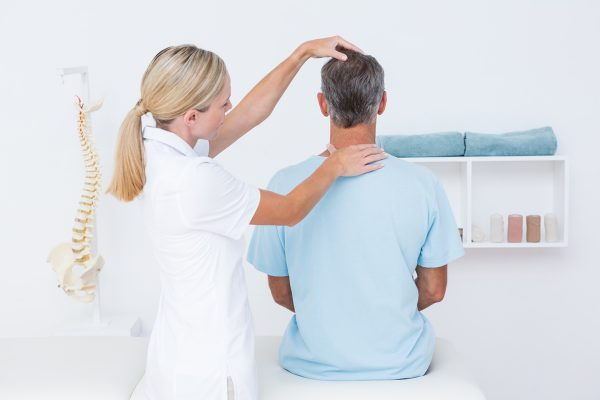 Chiropractic treatment in Christchurch
