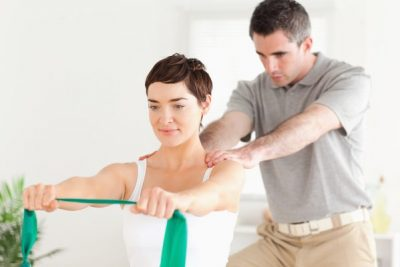 Physiotherapy treatment at Total therapy Bournemouth, Christchurch and Ringwood