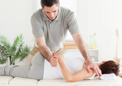 Chiropractic treatment at Total therapy Bournemouth, Christchurch and Ringwood