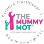 The Mummy MOT certified practtioner logo