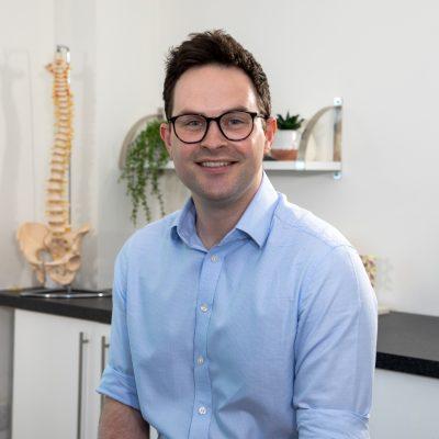 Edward Evans Physiotherapist