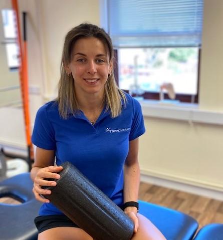 Sam Cash Sports Massage Therapist