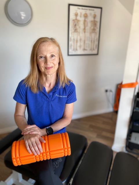 Sheila Nash Sports Massage Therapist